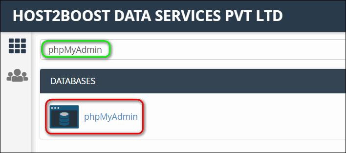 How to export database via phpMyAdmin in cPanel?