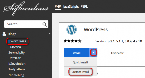 How to Install WordPress in cPanel?